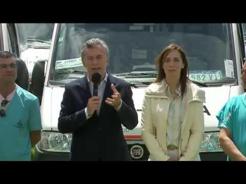 Macri salió a defender a Vidal de las amenazas
