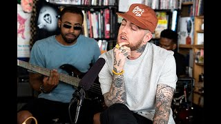 Video Mac Miller: NPR Music Tiny Desk Concert MP3, 3GP, MP4, WEBM, AVI, FLV Mei 2019