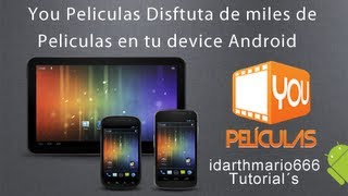 You Peliculas: Movies Free YouTube video