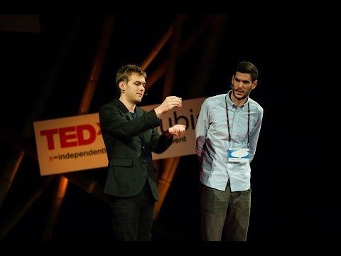 FeelFlux: Somlyó Tamás és Lányi Ádám at TEDxDanubia 2014