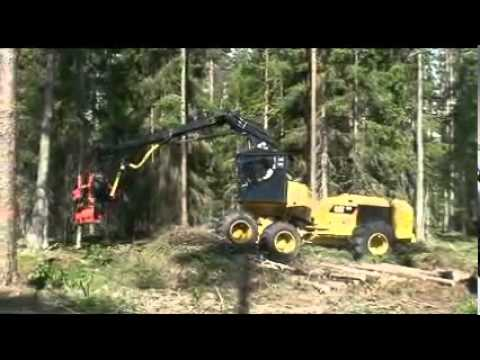 Wheel Harvesters - CAT