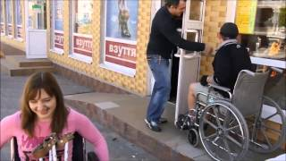 Bila Tserkva Ukraine  city photos : Wheelchairs in Bila Tserkva, Ukraine