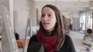Jorge Macri y Soledad Martínez recorrieron la Maternidad Sta Rosa