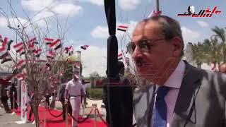 النائب العام يشارك فى الاستفتاء على التعديلات الدستورية