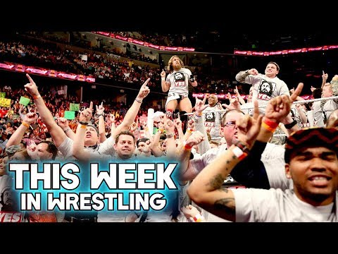 This Week In Wrestling: Daniel Bryan Occupies WWE RAW (March 4th)