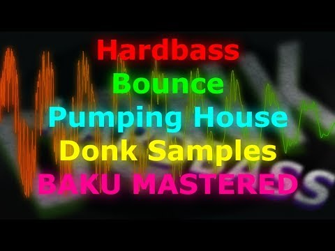 Donk / Bamboo Sample Pack - Hard Bass | Pumping House ( .wav )