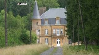 Sedan France  City pictures : Horror Chateau Sautou in Sedan France