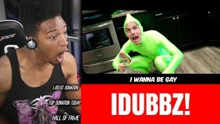 Video ETIKA REACTS TO IDUBBBZ DISSTRACK!!! [ETIKA STREAM HIGHLIGHTS] MP3, 3GP, MP4, WEBM, AVI, FLV April 2019
