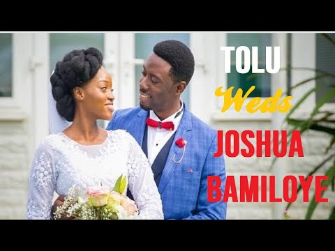 Bamiloyes & Odesola's Wedding - PART 1