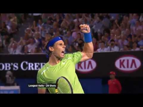 Best 2012 Tennis Points – Part 1 [HD]