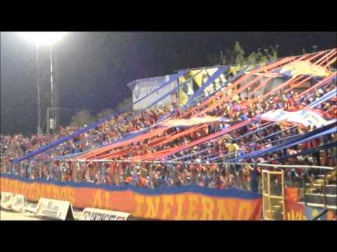 FAS VS alianza(y llora, llora, vlbo llora) - Turba Roja - Deportivo FAS