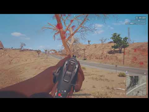 PUBG - Nicer Winchester Kill (видео)