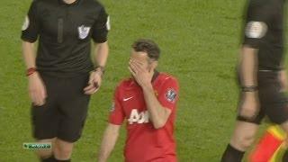 Ryan Giggs´ letztes Spiel für Manchester United