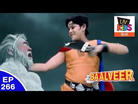 Baal Veer - बालवीर - Episode 266 - Baalveer Fights The Ice Man