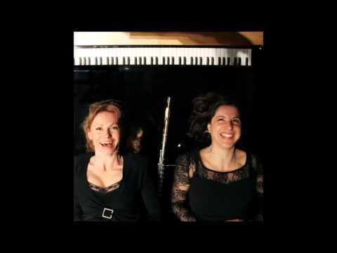 Fantaisie duo: Godard Gaubert Rachmaninov extraits