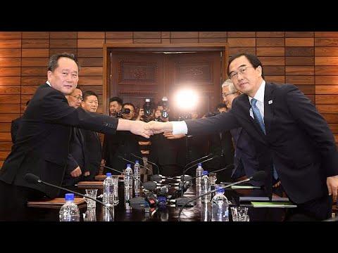 Τον Σεπτέμβριο στην Πιονγκγιάνγκ η σύνοδος Βόρειας και Νότιας Κορέας…