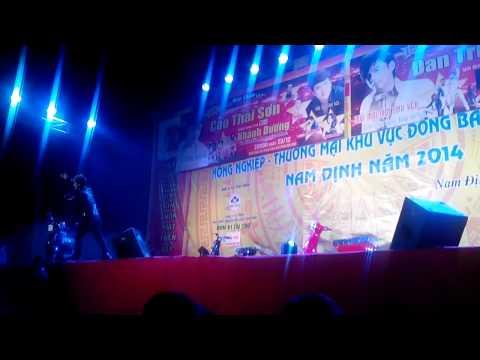 LK Em Có Hiểu Lòng Anh - Lương Gia Huy Live - Hội chợ THái Bình