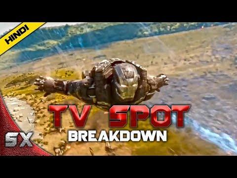 Infinity War New TV Spot Breakdown | Doctor Strange New Powers | Hindi | Super Xpose