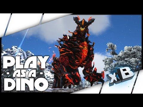 I am DRAGON GOD! :: ARK: Play as a Dino!