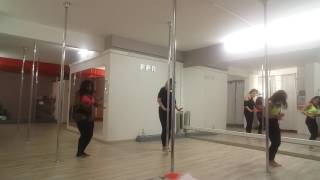 Pole Dance Choreography - Beyonce I been on