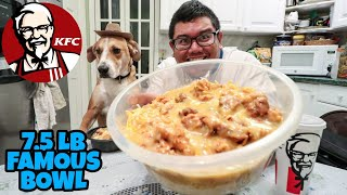 Video Massive 7.5 LB KFC Famous Bowl MP3, 3GP, MP4, WEBM, AVI, FLV Oktober 2018