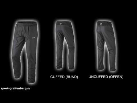 Nike Libero Woven Pant - Präsentationshose