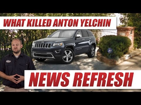 How Anton Yelchin was Killed: An Explanation of Jeep's Confusing Shifter