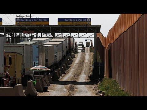 Νέες απειλές Τραμπ για κλείσιμο συνόρων με το Μεξικό