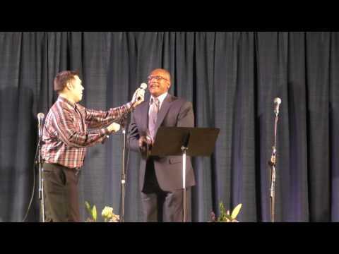 Harmony in the Desert 2017 - Isaiah Brooks - My Theophany