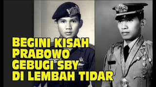 Video BEGINI....KISAH SBY  VS PRABOWO DI LEMBAH TIDAR MAGELANG MP3, 3GP, MP4, WEBM, AVI, FLV September 2018