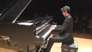 Ricker Choi Plays the Debussy Clair de Lune
