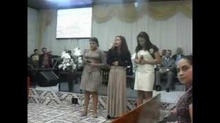 Trio Adonai AD Missão bairro novo 6