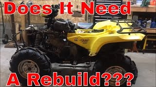 7. 05 King Quad 700 Motor Problems | Does It Need A Rebuild??