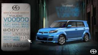 Scion xB RS 8.0 VooDoo Blue