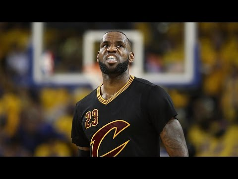 Video: LeBron intrigued by both of Los Angeles' NBA teams