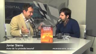 Javier Sierra, autor de 'La pirámide inmortal'