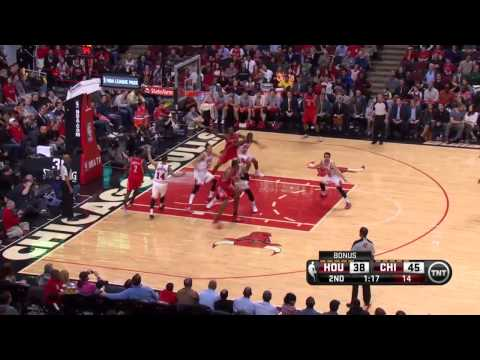NBA Highlights: Rockets @ Bulls 3/13/2014