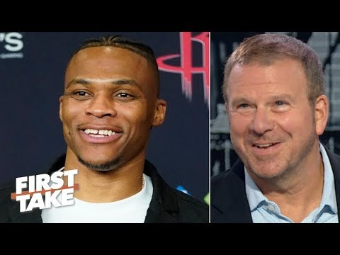 Video: Russell Westbrook is on a different level and will change the Rockets - Tilman Fertitta   First Take
