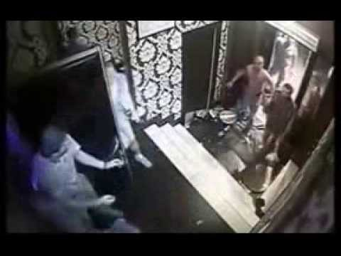 Revange ! Bouncers In Ukraine Get Attacked By revengers