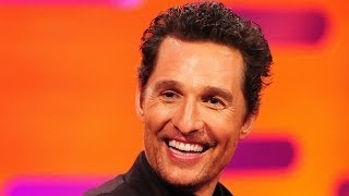 Matthew McConaughey's mum exposes his private life - The Graham Norton Show: Episode 14 - BBC One