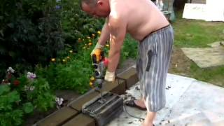 Сделай сам блоки для строительства