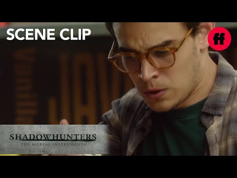 Shadowhunters | Season 1, Episode 7: Simon vs. Vampires | Freeform