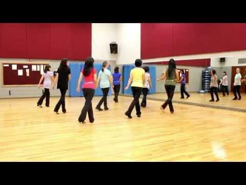 Glam - Line Dance (Dance & Teach in English & 中文)