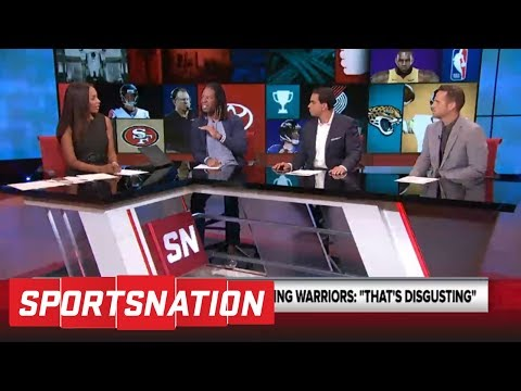 LZ Granderson Fired Up Over CJ McCollum's Ring Chasing Comments | SportsNation | ESPN