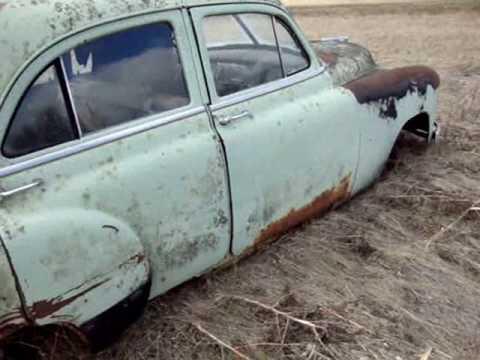Vintage Car and Truck boneyard…Cool stuff