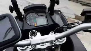 9. 2012 Moto Guzzi Stelvio NTX 1200 8v Malaysia (Part 2)--The Standard Accessories