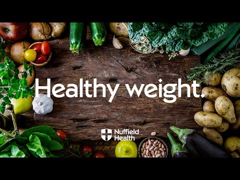 About our Healthy Weight Programme