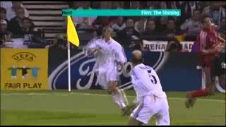Zidanes Traumtor gegen Bayer Leverkusen