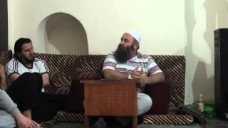 Kurani na mëson - Hoxhë Bekir Halimi (Xhamia Isa Beu - Shkup)