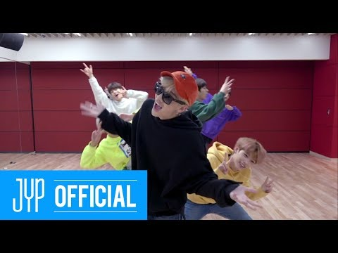 """Stray Kids """"Get Cool"""" Dance Practice (Close up Ver.)"""